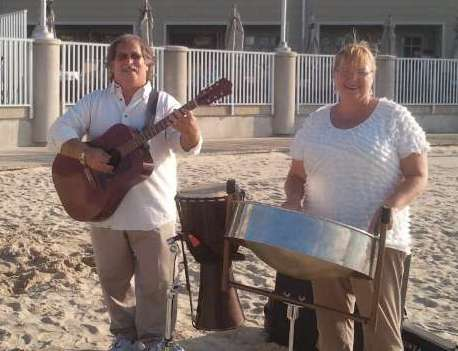 "Jody & Nancy - ""Island Fusion"""