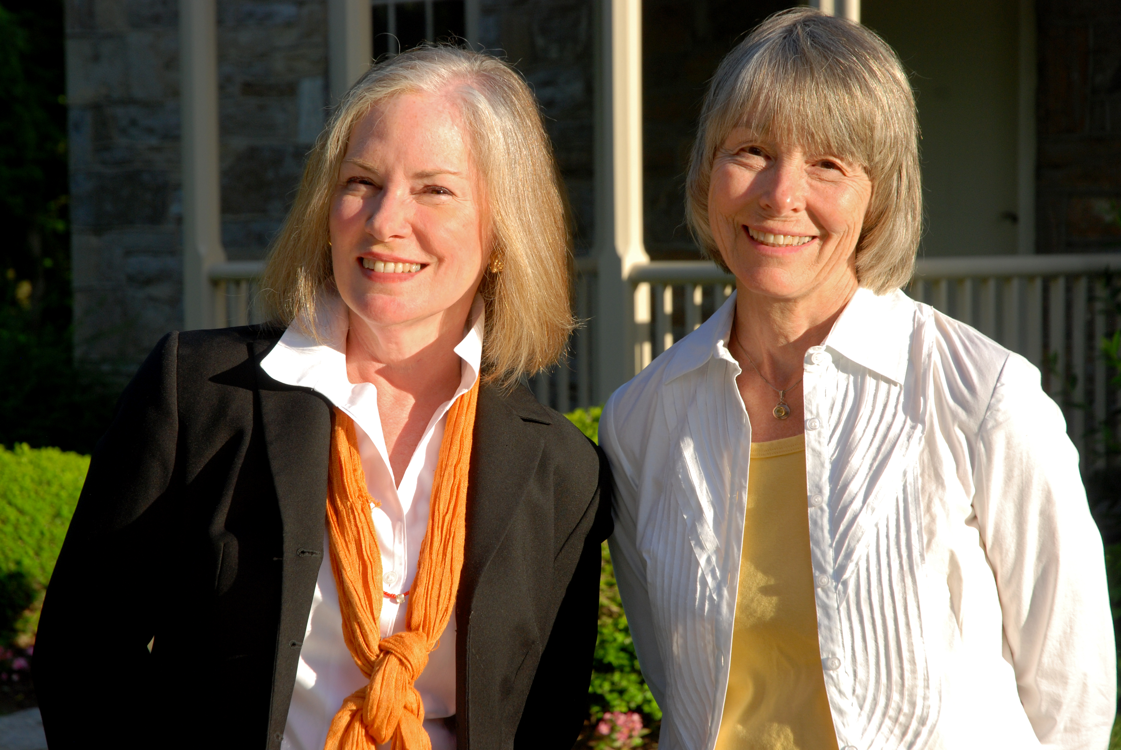 Marie and Maxine Beck