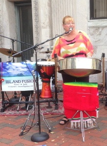 """Nancy Messich - """"The Drum Lady"""""""