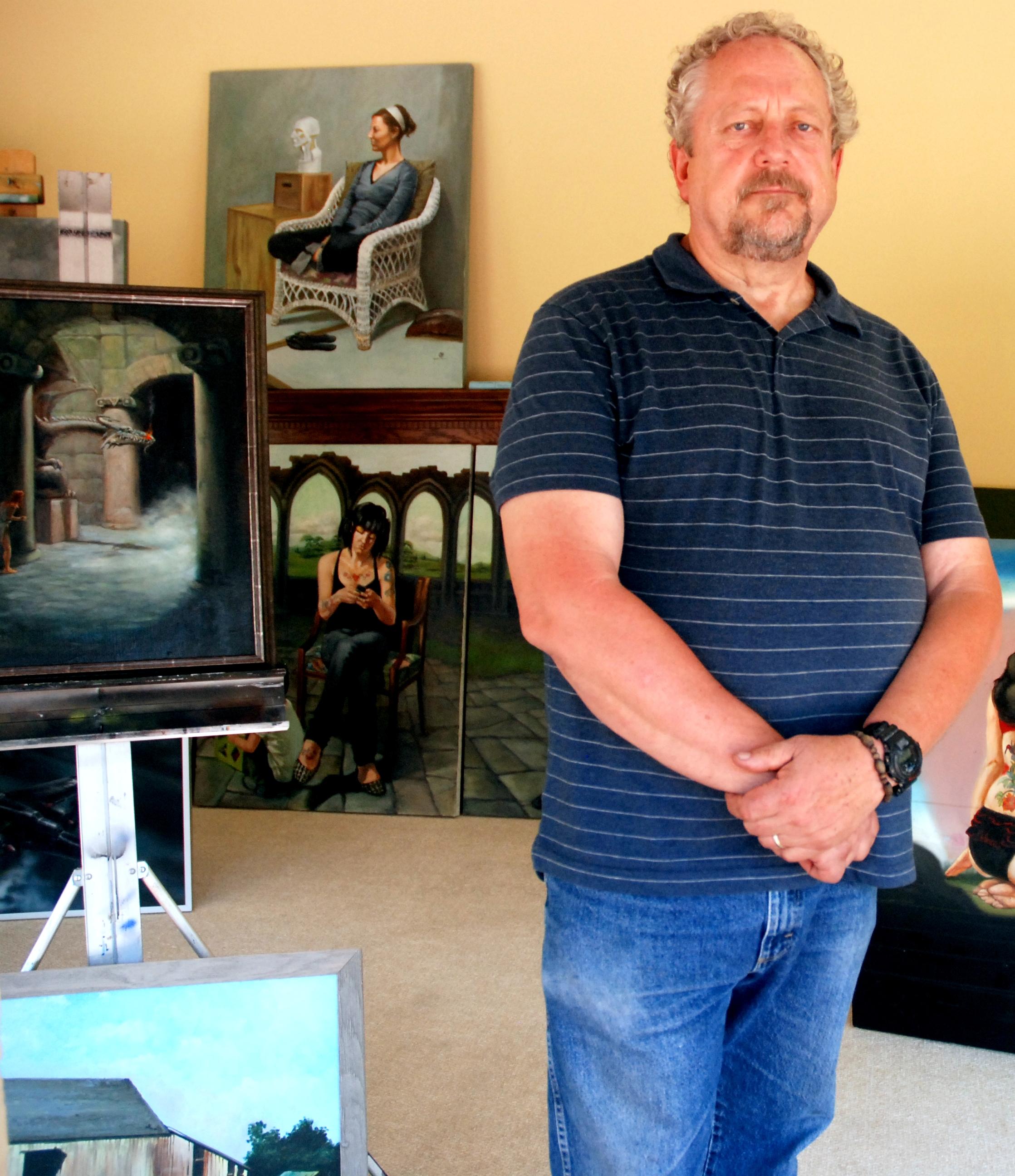 Thom Tholen - artist (2)