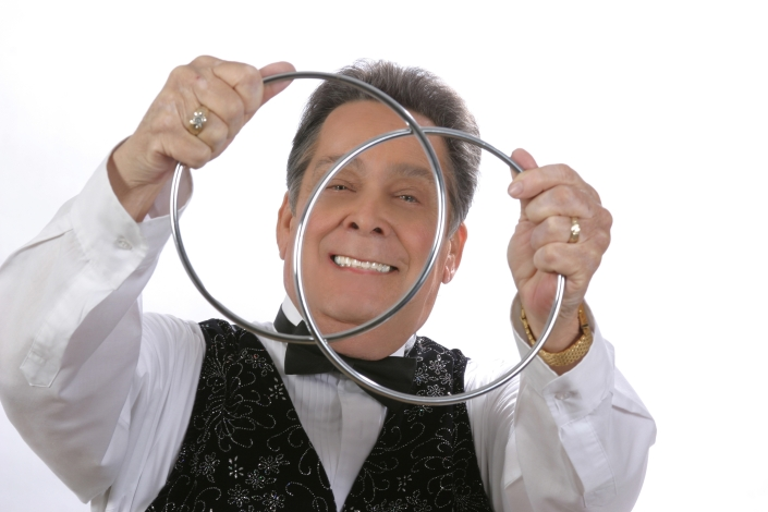 Magician David Wayne