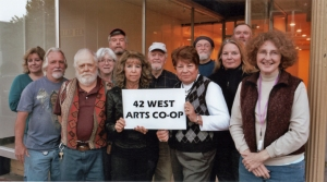 """42 West Arts Co-op"" members"