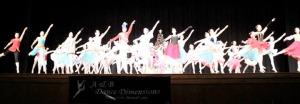 A & B Dance Dimensions Students