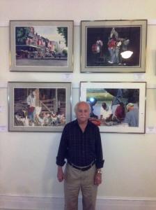 artist Charles Brown