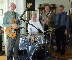 CVSM Jazz Quartet - Herm Hopple, Sam Hepfer, Tim Gotwald, Andrew Sussman