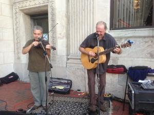 Scott Matlock & Mitch Morrill