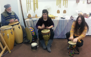 Patric Schlee & Drummers300