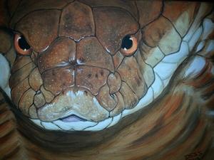 Darla Sirk Acrylic Painting
