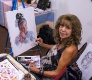 Donna BingamanPortraint