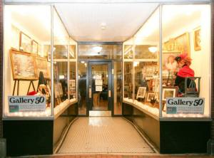 Gallery 50