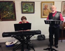 Gerald Kowallis and Brenda Slick