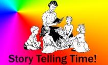 CSAG_Story Time FlyerLead