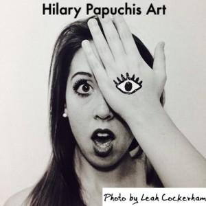HilaryPapuchisEye