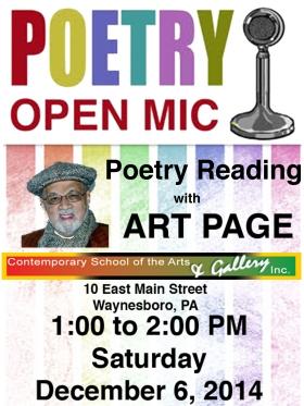 PoetryOpenMike