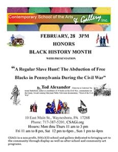casagi Black History Month Civil War Flier Feb 2015-250