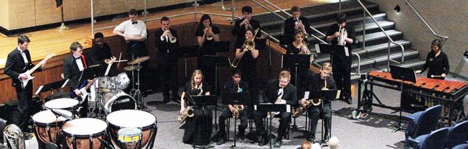 WASHS Jazz Ensemble