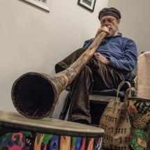 Patric Schlee didgeridoo