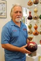 Denny Gourd Art