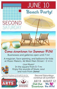 June 10-Second Saturday Poster-REV-email