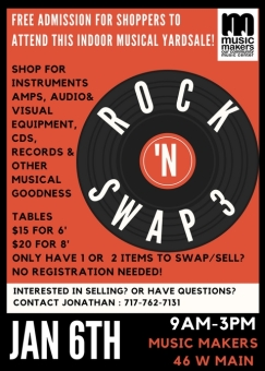 Rock and Swap2017
